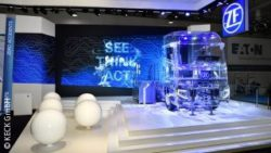 Image: ZF Innovation Truck; copyright: KECK GmbH